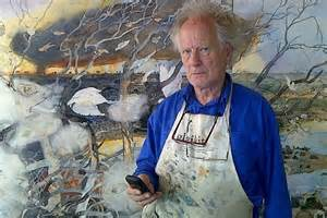 John Wolseley in his studio - Books and Arts Daily - ABC ...