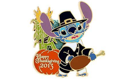 Happy Thanksgiving -pilgrim Stitch Pin
