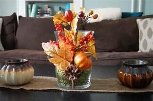 Tischdeko Selber Machen Herbst : 35 inspirierende bastelideen f r wundersch ne herbstdeko ~ Orissabook.com Haus und Dekorationen