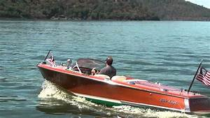 1990 Elite Craft Riviera Boat