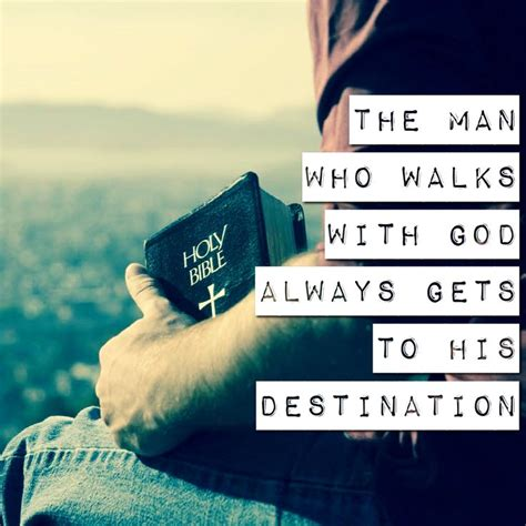 Walk With God Quotes Quotesgram