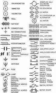 Electrical Symbols On Wiring Diagrams  Meanings  How To Read And What They Mean