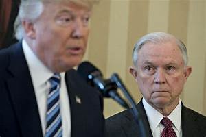 President Donald Trump's Criticism of Attorney General ...