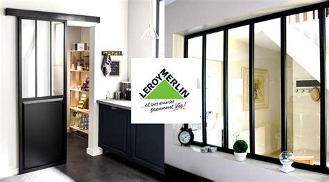 l atelier de cuisine verrière intérieure leroy merlin verriere interieure fr