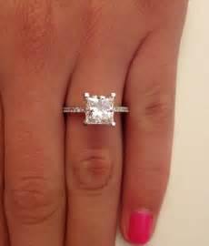 2 ct princess cut engagement rings 2 62 ct princess cut d vs1 solitaire engagement ring 14k white gold ebay
