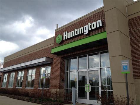 huntington customer service phone number huntington bank banks credit unions 43200 w 10 mile