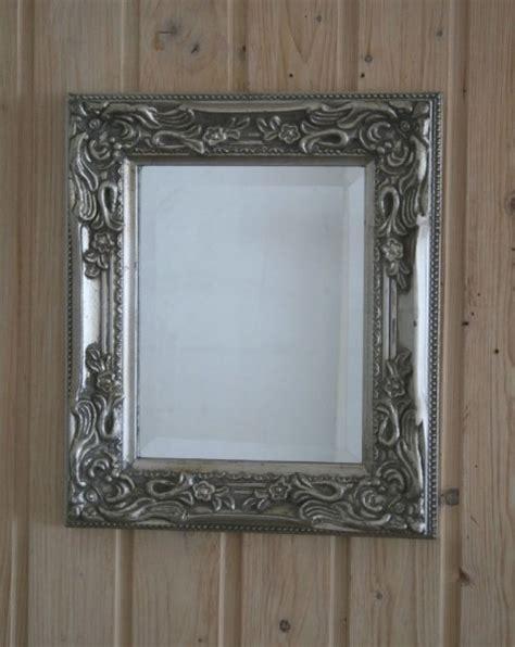 Spiegel Groß Mit Silberrahmen by Spiegel Im Silberrahmen Wohnen Spiegel
