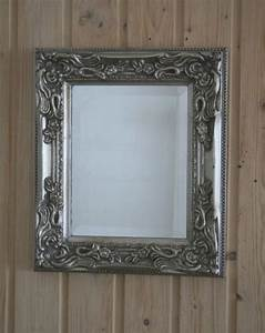 Spiegel Groß Mit Silberrahmen : spiegel im silberrahmen wohnen spiegel ~ Bigdaddyawards.com Haus und Dekorationen