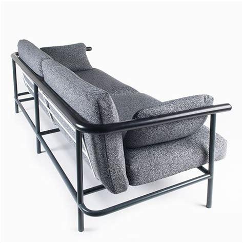 metal frame sectional sofa 14 best external metal frame sofas images on pinterest