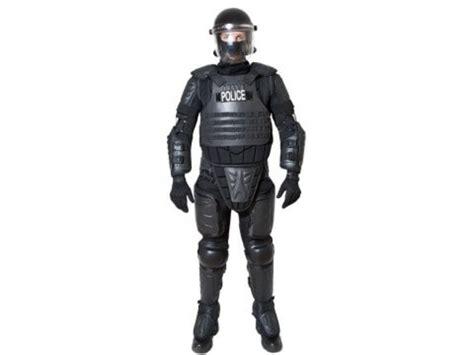Hwi Gear Inc. Elite Defender Riot Suit In Body Armor