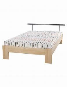Lit Et Matelas : lit futon fargo 120 x 200 cm incl matelas et sommier d cor h tre ~ Teatrodelosmanantiales.com Idées de Décoration
