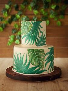 25 Best Ideas of Tropical Wedding Cake, so Fresh and ...