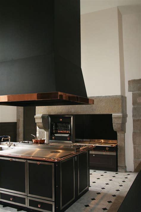 dans la cuisine de les 25 meilleures idées concernant cheminées rustiques sur