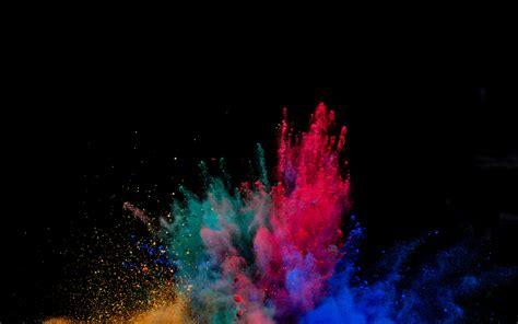 Download 3840x2400 Wallpaper Colors, Blast, Explosion