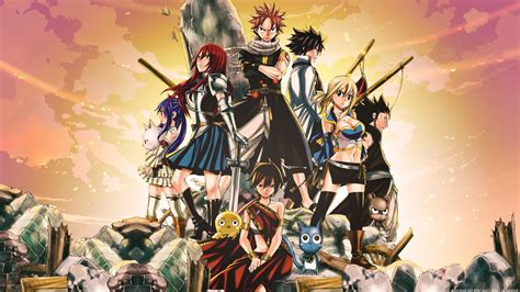 Fairytale Anime Wallpaper - anime scarlet erza fullbuster gray dragneel