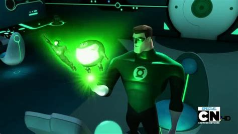green lantern episode 1 2 beware my power