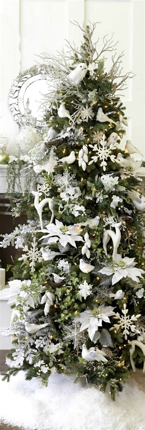 christmas tree white decorations 20 awesome tree decorating ideas inspirations style estate