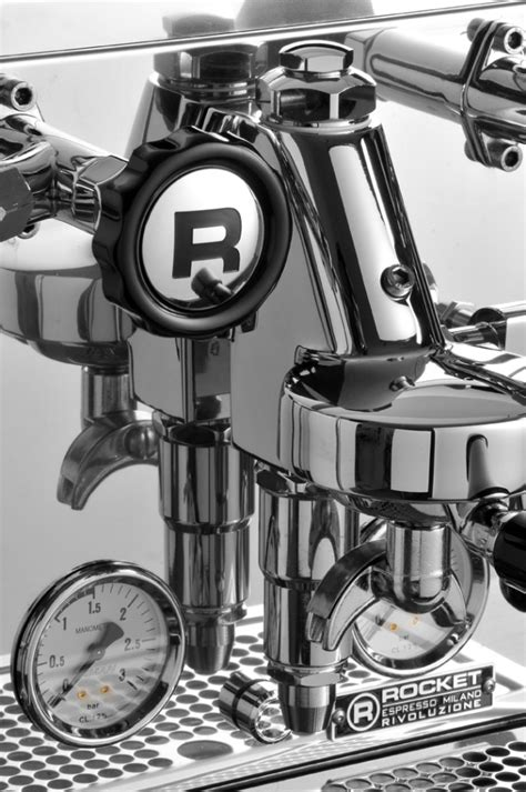 With heated e61 groupheads that ensure even. Crew Review: Rocket R58 - Make Coffee You Love!