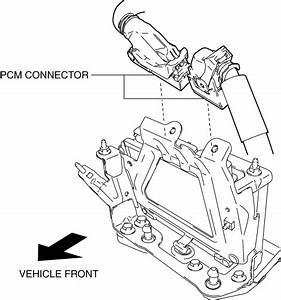 Mazda Cx-5 Service  U0026 Repair Manual - Pcm Removal  Installation