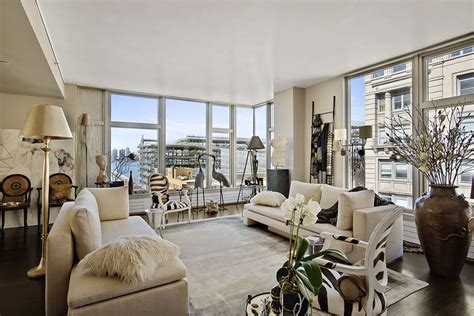 Decorating Ideas New York Style by Apartment Interior Design In New York