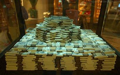 Dollars Million Dollar Stack Bills Does Pile