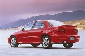 2002 Chevrolet Cavalier Pictures  History  Value  Research  News