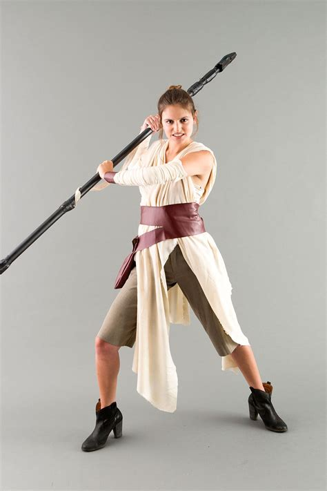 embrace  star wars love    rey costume