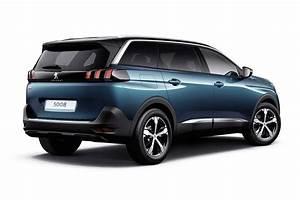 Premier Contact De La Peugeot 5008 1 2 130 Allure
