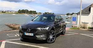 Nouveau Volvo Xc60 : nouveau volvo xc60 un 4x4 au look de berline auto moto magazine ~ Medecine-chirurgie-esthetiques.com Avis de Voitures