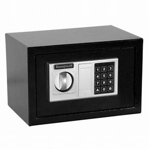 Honeywell Firearms Approved Steel Security Safe With