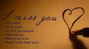 I Miss You Poems for Him, Missing Your Lover Poems