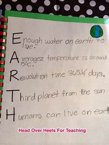 Planets Acrostic Poem - Pics about space