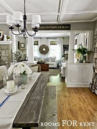 Farmhouse Living Room Paint Colors