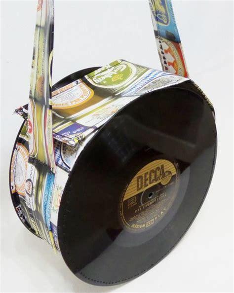 Tasche Aus Schallplatten by Schultertaschen Schallplatten Tasche 10 Quot Vinyl Record
