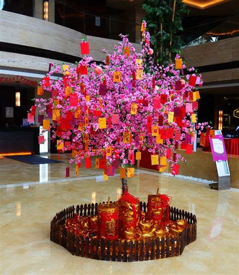 chinese  year decorations bramans wanderings