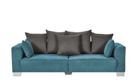 Smart Big Sofa Tonja Breite 244 Cm Höhe 68 Cm Türkis