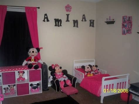 11 best images about minnie mouse room on it - Minnie Mouse Room Decorating Ideas