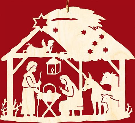 Fensterbild Weihnachten Christgeburt Im Haus