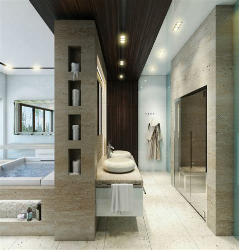 heart breaking luxury bathrooms  contemporary homes
