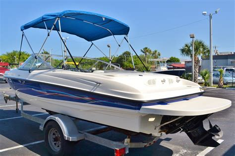 Used Boats Vero Beach by Used 2006 Bayliner 205 Boat For Sale In Vero Beach Fl