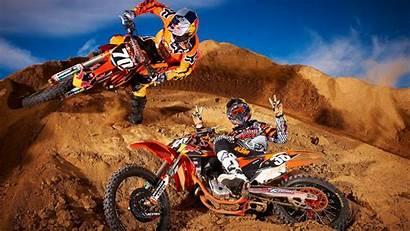Ktm Dirt Bike Motocross Wallpapers Desktop Dirtbike
