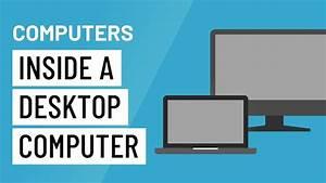 Computer Basics  Inside A Desktop Computer