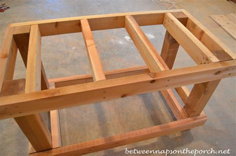 how to build a buffet table metal fabrication project plans small garden bench plans