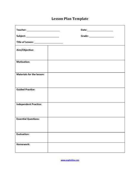 12th Grade Reading Lesson Plans