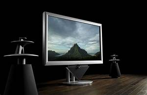 Bang  U0026 Olufsen Launches Giant Tv Concept