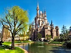 """Surviving a """"Violently Crowded"""" Day at Tokyo Disneyland ~ Japan 