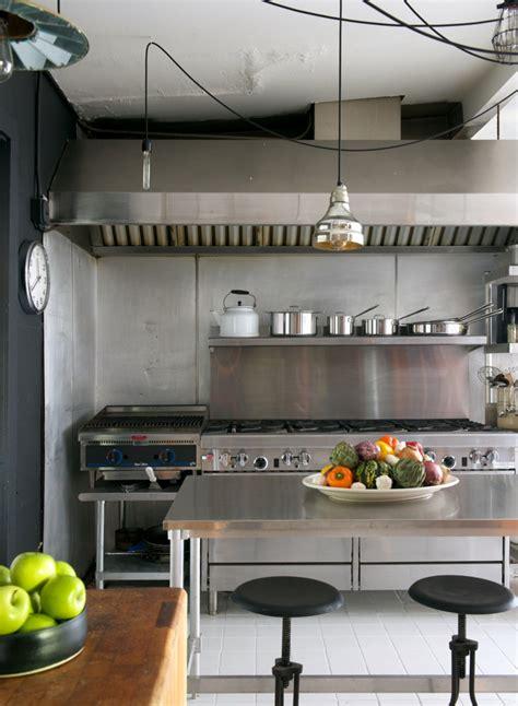 small industrial kitchen design dise 241 os de cocinas estilo industrial elegante y atractivo 5404