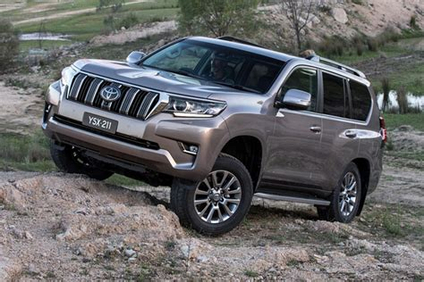toyota prado  pricing  spec confirmed car news