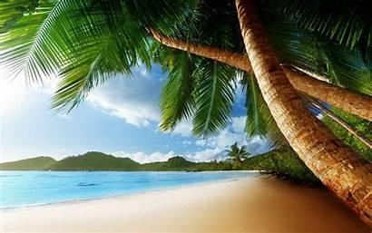 Island Background Backgrounds Nature