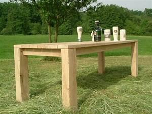 Massivholztisch Selber Bauen : massivholz tisch massivholz ~ Watch28wear.com Haus und Dekorationen